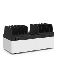 Belkin B2B141 Indoor Black,White mobile device charger