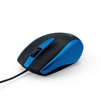 Verbatim Bravo USB Optical Right-hand Black,Blue mice