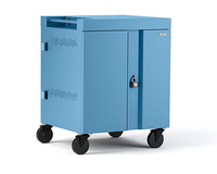 Bretford TVCM20 Portable device management cart Blue