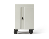 Bretford CUBE Cart Mini Portable device management cart Grey