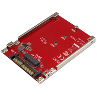 StarTech.com U2M2E125 Internal M.2 interface cards/adapter