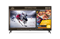 "LG 49LV640S 49"" LED Full HD Black signage display"