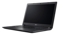 "Acer Aspire A315-31-C58L 1.1GHz N3350 15.6"" 1366 x 768pixels Black Notebook"