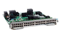 Cisco C9400-LC-48UX L2/L3/L4 10G Ethernet (100/1000/10000) Power over Ethernet (PoE) 1U Grey network switch