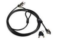 Lenovo 4XE0N80915 Black cable lock