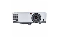 Viewsonic PG703W Desktop projector 4000ANSI lumens DLP WXGA (1280x800) Grey, White data projector