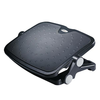 StarTech.com FTRST1 Black foot rest