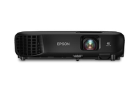 Epson PowerLite 1266 Desktop projector 3600ANSI lumens 3LCD WXGA (1280x800) Black data projector