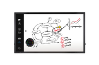 "LG 75TC3D-B Touchscreen 75"" 3840 x 2160pixels USB Black interactive whiteboard"