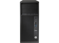 HP Z240 3.7GHz E3-1240V6 Tower Intel Xeon E3 v6 Black Workstation