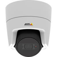 Axis M3106-LVE Mk II IP security camera Outdoor Dome White