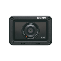 Sony DSCRX0 21MP Full HD CMOS Wi-Fi 95g action sports camera