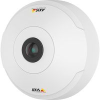 Axis Companion 360 IP security camera Indoor Dome White