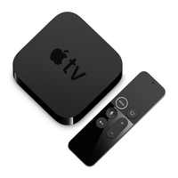 Apple TV Full HD 32GB Wi-Fi Ethernet LAN Zwart Smart -box