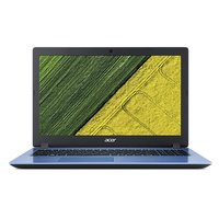 "Acer Aspire A315-31-C0DT 1.1GHz N3450 15.6"" 1366 x 768pixels Black, Blue Notebook"