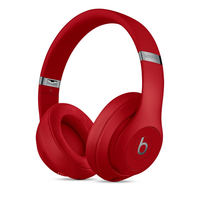Beats by Dr. Dre Beats Studio3 Head-band Binaural Wired/Wireless Red mobile headset