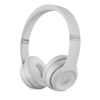 Beats by Dr. Dre Beats Solo3 Head-band Binaural Wired/Wireless Silver mobile headset