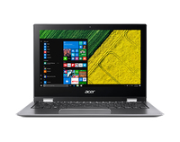 "Acer Spin SP111-32N-C53M 1.1GHz N3350 11.6"" 1920 x 1080pixels Touchscreen Grey Hybrid (2-in-1)"