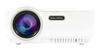 Salora 43BHD1500 Draagbare projector 1500ANSI lumens LED WVGA (854x480) Wit beamer/projector