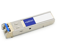 Add-On Computer Peripherals (ACP) 1061702598-02-AO Fiber optic 1610nm 10000Mbit/s SFP+ network transceiver module