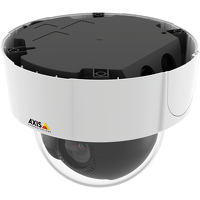 Axis M5525-E IP security camera Indoor & outdoor Dome Black, White