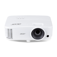 Acer Essential P1350W Ceiling-mounted projector 3700ANSI lumens DLP WXGA (1280x800) White data projector