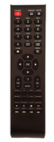Infocus INA-REMOTE2 Push buttons Black remote control