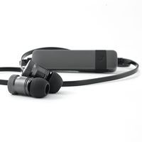 Verbatim 99776 Head-band, In-ear Binaural Wireless Black mobile headset