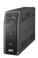 APC BR1000MS Line-Interactive 1000VA 10AC outlet(s) Tower Black uninterruptible power supply (UPS)