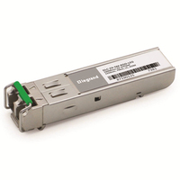 C2G GLC-ZX-SM-RGD-LEG Fiber optic 1550nm 1000Mbit/s SFP network transceiver module