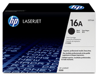 HP 16A Laser cartridge 12000pages Black
