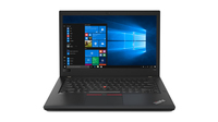 "Lenovo ThinkPad T480 1.90GHz i7-8650U 14"" 1920 x 1080pixels Touchscreen Black Notebook"