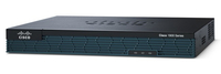 Cisco 1921 Ethernet LAN Multicolor wired router