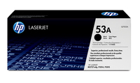 HP 53A Laser cartridge 3000pages Black