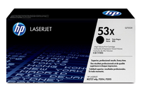 HP 53X Laser cartridge 7000pages Black