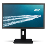 "Acer B6 B246HL ymiprx 24"" Full HD LED Flat Grey computer monitor"