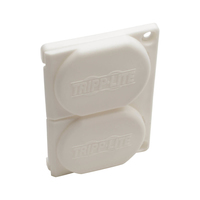 Tripp Lite PSHGCOVERKIT White socket safety cover
