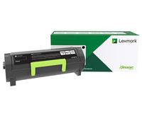 Lexmark 56F1X00 Laser toner 20000pages Black toner cartridge