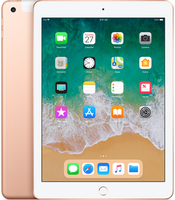 Apple iPad 128GB 3G 4G Gold tablet