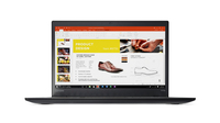 "Lenovo ThinkPad T470s 14"" Black Notebook"