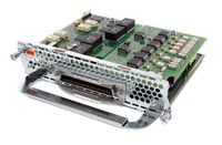 Cisco EVM-HD-8FXS/DID RJ-21 voice network module