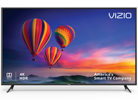 "VIZIO E55-F1 54.5"" 4K Ultra HD Smart TV Wi-Fi Black LED TV"