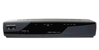 Cisco CISCO876-K9-RF Ethernet LAN ADSL Black wired router