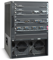 Cisco Catalyst 6509-E 15U network equipment chassis