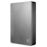 Seagate Backup Plus STDR4000100 external hard drive 4 GB Black