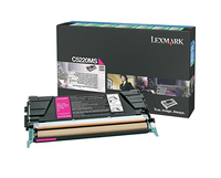 Lexmark C5220MS Laser cartridge 3000pages Magenta laser toner & cartridge