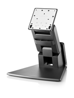 "HP A1X81AA 17"" Black flat panel desk mount"