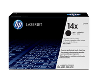 HP 14X Laser cartridge 17500pages Black