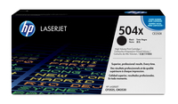 HP 504X Laser cartridge 10500pages Black