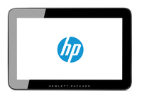 "HP Retail Integrated 7"" Customer Facing Display USB Black customer display"